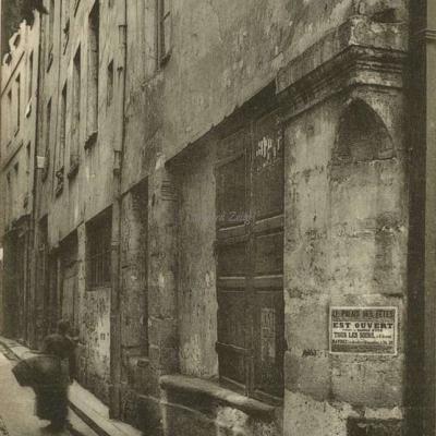 Rue de la Reynie