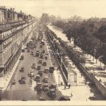 PATRAS 20 - Rue de Rivoli et Jardin des Tuileries