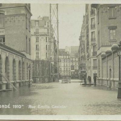 Rue Emilio Castelar