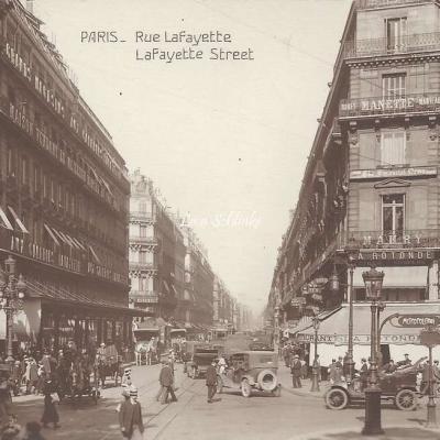 Rue Lafayette - DIX 5171