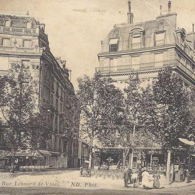 ND 3100 - Rue Leonard de Vinci