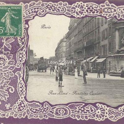 Rue Limé - Fontaine Cuvier