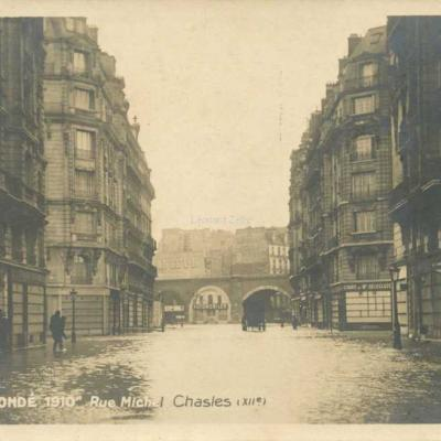 Rue Michel Chasles (XII°)