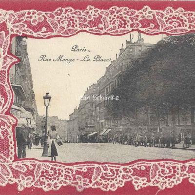 Rue Monge - La Place
