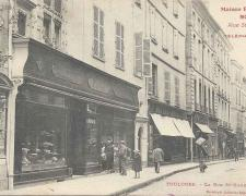 Rue St-Rome - Maison P.Peyron, Modes