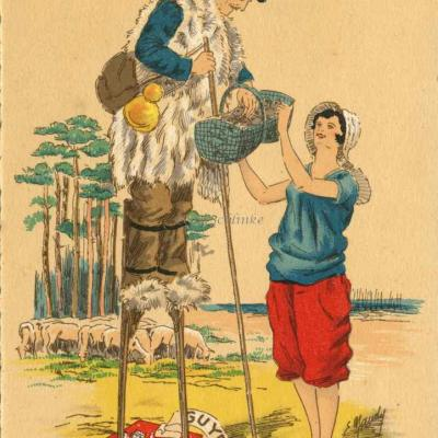 1186 - Costumes de nos Provinces