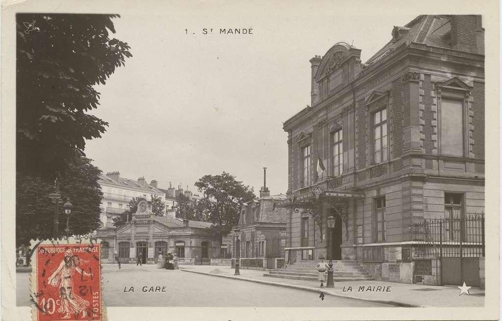 Saint-Mandé - 1