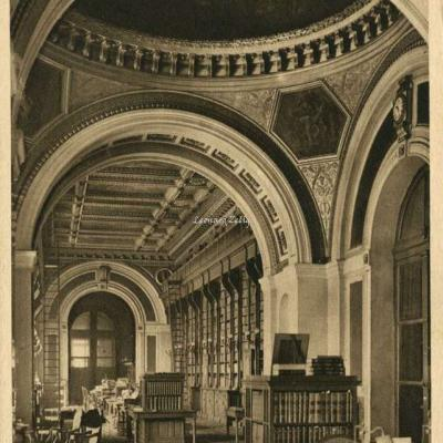SENAT - La Bibliothèque