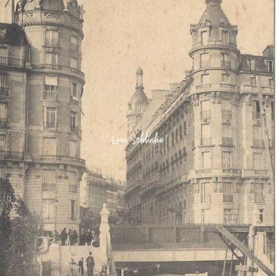 SFE 27 - Rue Alboni - Station du Métropolitain