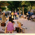 Paris - Le Marché aux Timbres