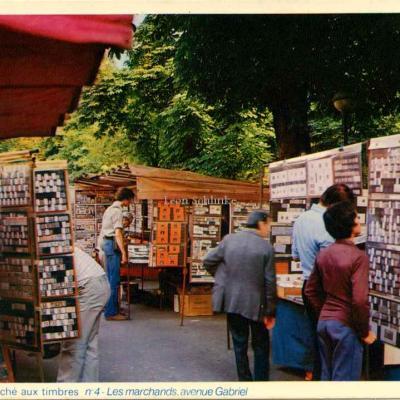 Siphula 4 - Les marchands, avenue Gabriel