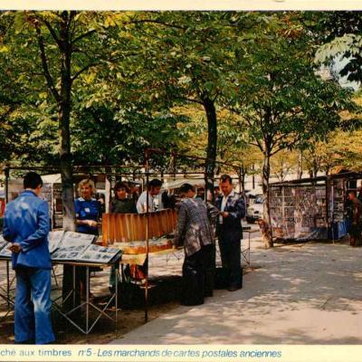 Siphula 5 - Les marchands de cartes postales anciennes