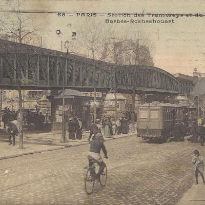 SRA 68 - Station des Tramways et du Metro