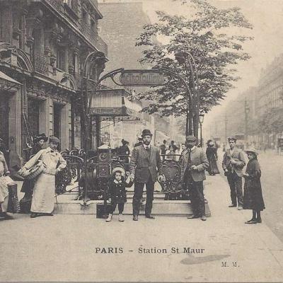 Rue Saint-Maur