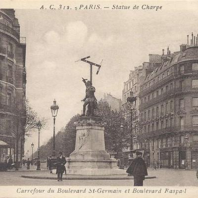 AC 312 - Statue de Chappe
