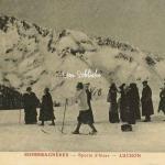 Superbagnères - Sports d'hiver Luchon
