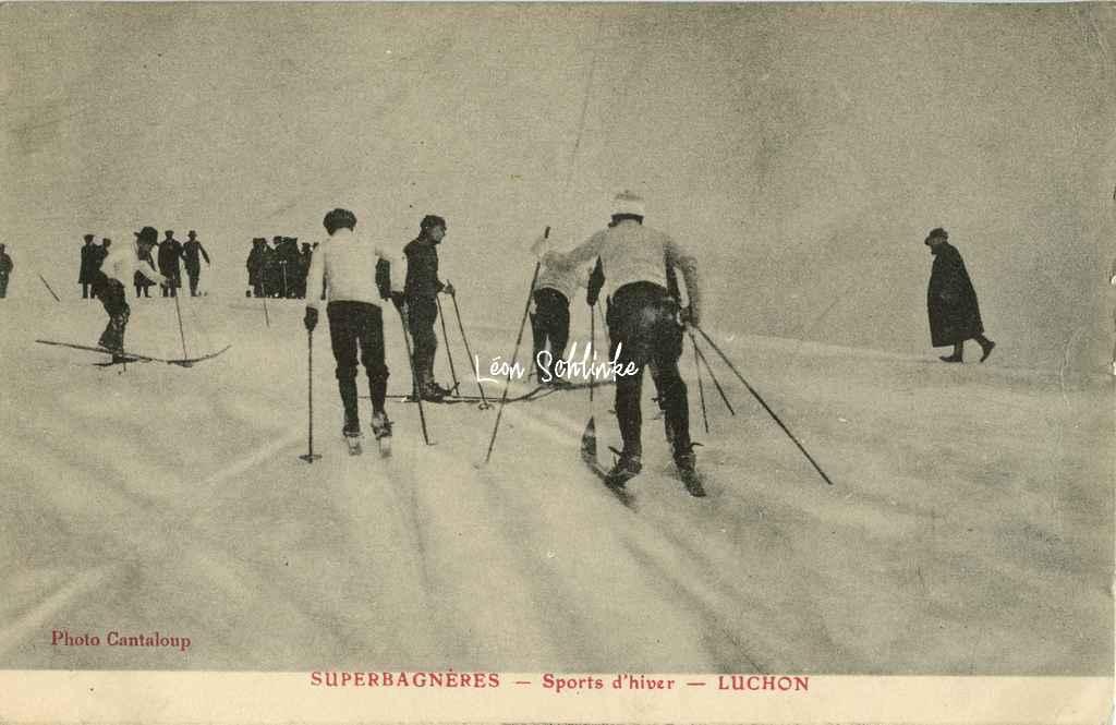Superbagneres - Sports d'hiver - Luchon