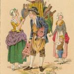 1359 - Les petits métiers au XVIII°