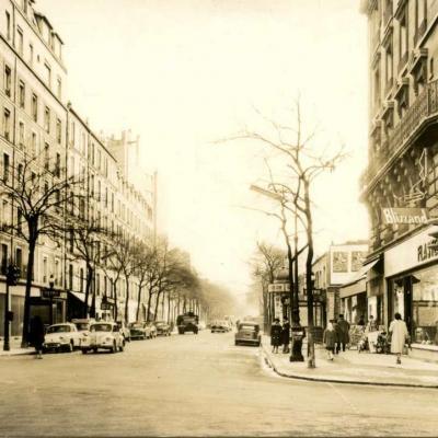Tabac BERTHIER - PARIS (XIV) Rue d'Alésia