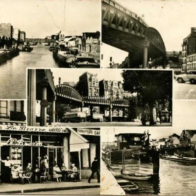 Tabac Le Brazza - PARIS (XIX) - Métro aérien Place Stalingrad