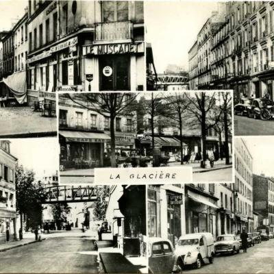 Tabac Morel - PARIS (XIII) La Glacière