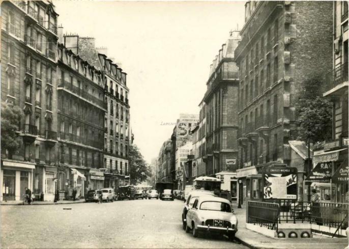 Tabac PLANCHE - PARIS (XV) - Rue des Entrepreneurs