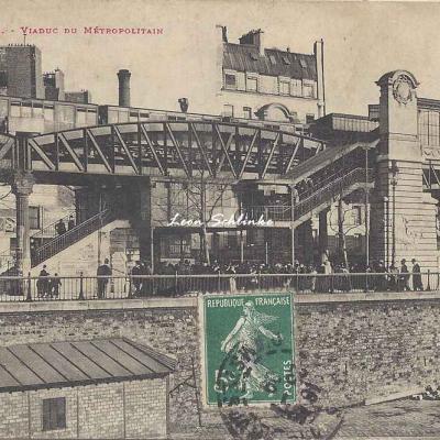Taride - Viaduc du Métropolitain