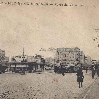 Testard 6183 - Issy-les-Moulineaux, Porte de Versailles