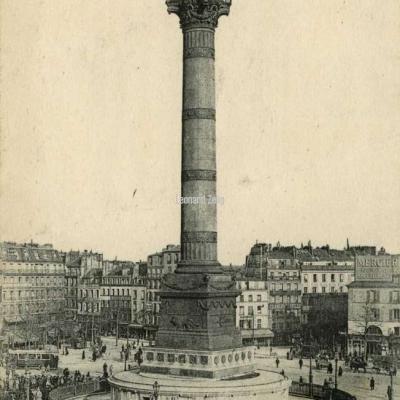 TMK 27 - PARIS - Place de la Bastille