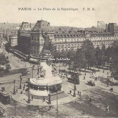 TMK - La Place de la République