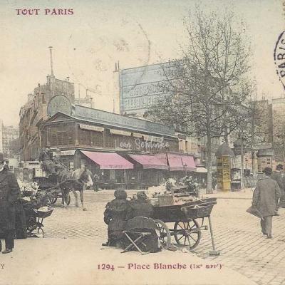 Tout Paris 1294 - Place Blanche