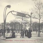Tout Paris 132 bis - Station du Métro, Place d'Italie
