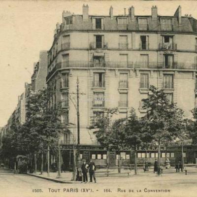 Tout Paris 1505 - 164. Rue de la Convention