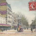 Tout Paris 1513 - Avenue de la Grande-Armée à la Porte Maillot