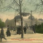 Tout Paris 1624 - Champs-Elysées - Station du Métropolitain