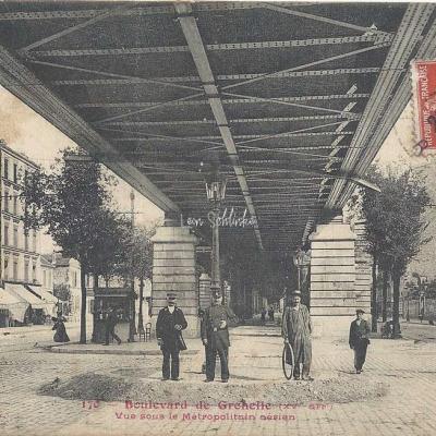 Tout Paris 170 - Boulevard de Grenelle