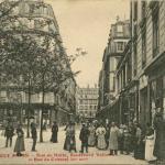 Tout Paris 1700 - Rue de Malte, Boulevard Voltaire et Rue de Crussol