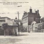 Tout Paris 2059 - Station du Métro St-Fargeau, Caserne des Pompiers