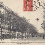 Tout Paris 293 - Boulevard Saint-Marcel prés du Boulevard de l'Hôpital