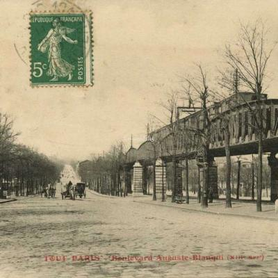 Tout Paris 347 bis - Boulevard Auguste-Blanqui (XIII° arrt.)