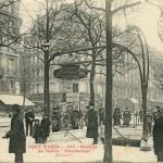 Tout Paris 493 - Station du Métro ''Oberkampf''