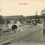 Tout Paris 794 - Canal Saint-Martin, Station Allemagne