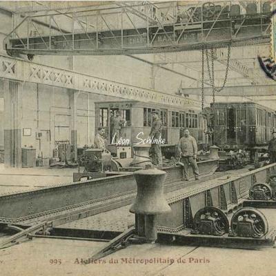 Les Ateliers du Métro