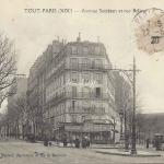Tout Paris - Avenue Secrétan et rue Bolivar