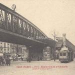 Tout Paris 1617 - Boulevard de la Chapelle
