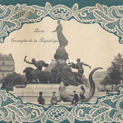 Triomphe de la République