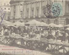 Types Toulousains - Revendeuses au marché du Capitole
