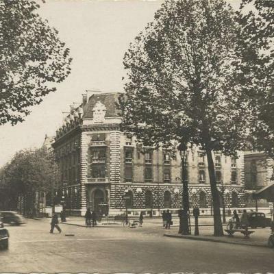 UAT 231 bis - Carrefour Boulevards Morland et Henri IV