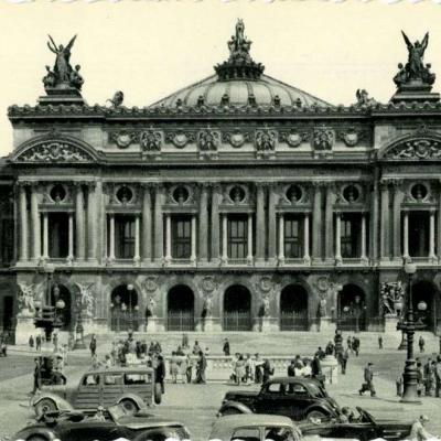 UAT 7 - PARIS - Théâtre de l'Opéra (1862-1875)