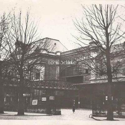 UAT - PARIS - La Gare d'Austerlitz (côté départ)